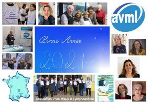Bonne année 2021 avec AVML