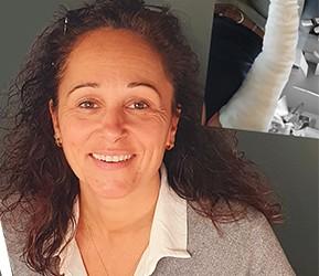 Rencontre avec Virginie Abbadie : Lymphœdème, cancer, même combat ! (2021)